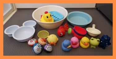 0・1歳児のママパパ必見!お風呂で遊ぶなら?安心・安全のおすすめおもちゃ特集
