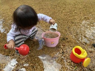 穴場の水遊びスポット?!「湯船森林公園」は幼児におすすめ♡